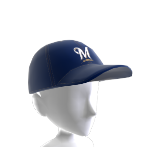 Milwaukee Brewers MLB2K10 Cap