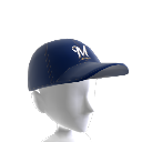 Milwaukee Brewers MLB2K10-Cap