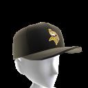 Vikings Gold Trim Cap