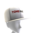 Tomb Raider Logo Cap
