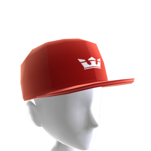 Supra Red Icon Snapback