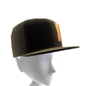 COD: Black Ops II &quot;II&quot; Logo Hat Black