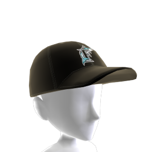 Florida Marlins MLB2K10 Cap
