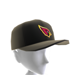 Cardinals Gold Trim Cap
