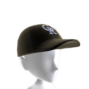 Colorado Rockies  MLB2K10 Cap