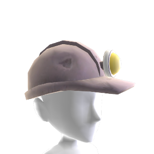 Zombie Miner Helmet