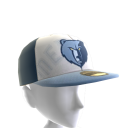 Grizzlies Fitted Cap