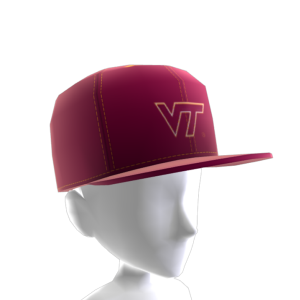 Virginia Tech FlexFit Cap