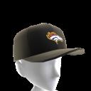 Broncos Gold Trim Cap