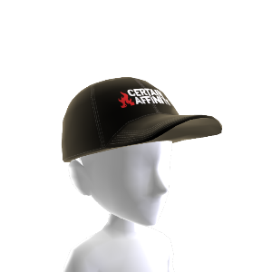 Ball Cap: Certain Affinity Logo
