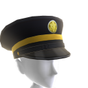 Army Blue Officer Cap