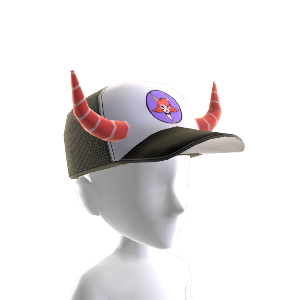 Demon Trucker Cap