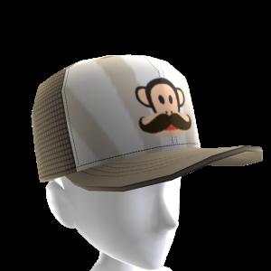 Julius Moustache Mesh Cap