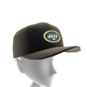 Jets Gold Trim Cap