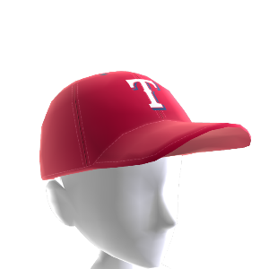 Gorra de los Rangers de Texas