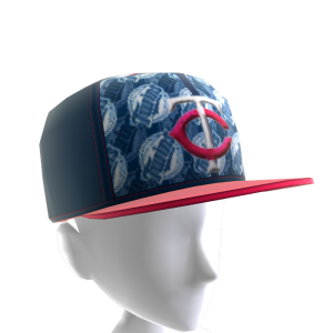 Minnesota Logo Pattern Cap