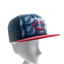 Minnesota Logo Pattern Cap