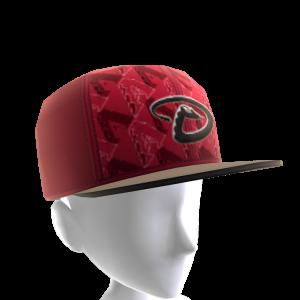 Arizona Logo Pattern Cap