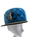 Dallas Tilted Pattern Cap