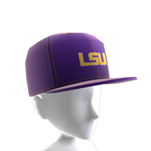LSU FlexFit Cap