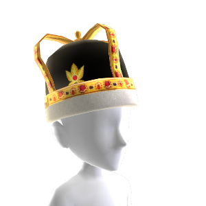 "Jerry ""The King"" Lawler Crown"