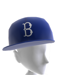 Brooklyn Dodgers MLB 2K12 Throwback Cap