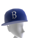 Brooklyn Dodgers Gorra MLB 2K12