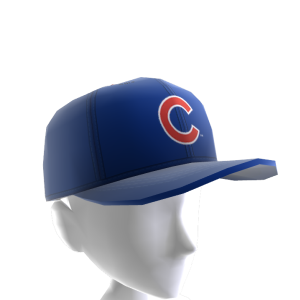 Cubs On-Field Cap