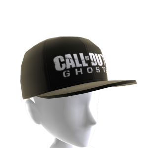 Ghosts Logo Hat