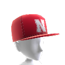 Nebraska FlexFit Cap