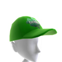 Epic St Pattys Clover Hat Green