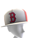 Boston Red Sox Sideways Panel Cap