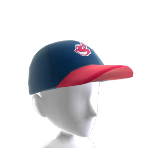 Cleveland Indians MLB2K10 Cap