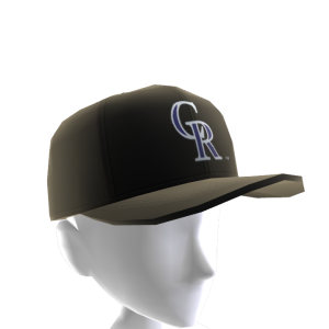 Rockies On-Field Cap