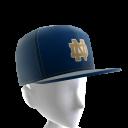 Notre Dame FlexFit Cap