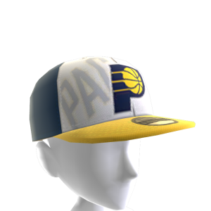 Pacers Fitted Cap