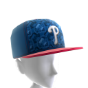 Philadelphia Logo Pattern Cap