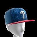 Philadelphia Logo Pattern Cap