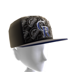 Colorado Logo Pattern Cap