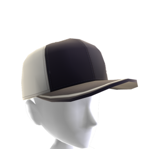 Monoline 210 Fitted Golf Hat