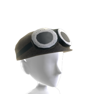 Newsboy Cap and Goggles Combo