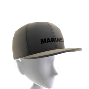 Marines Hat - Gray