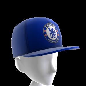 Chelsea Blue Cap
