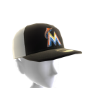 Marlins Fitted Cap
