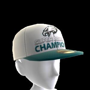Eagles Super Bowl LII Champions Cap