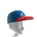 Gorra Atlanta Braves MLB2K10