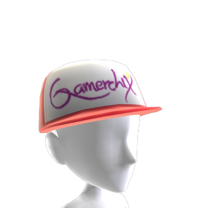 Gamerchix Logo Trucker Hat