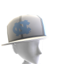 UNC Tilted Panel Cap