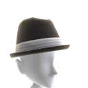 Banded Fedora