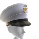 Marines Dress Cap